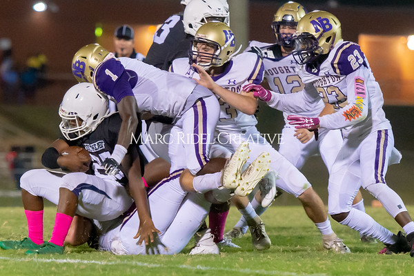 Broughton Varsity football at Southeast Raleigh. October 4, 2019. D4S_5102
