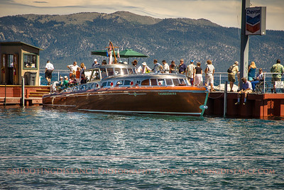 Thunderbird yacht, 2011 Lake Tahoe Concours D'Elegance