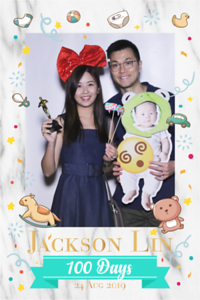 Jackson Lin 100 Days - 24 Aug 2019