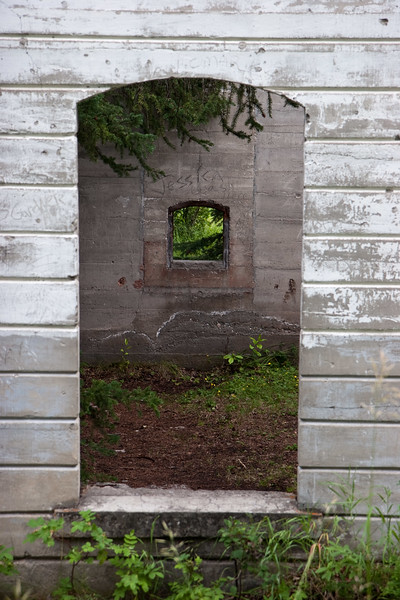 Lower Bankhead Ruins