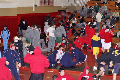 1/29 - Morris County Tournament Day 1