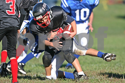 10/10/2010 - Connetquot Youth Football - Locust Ave., Oakdale, NY