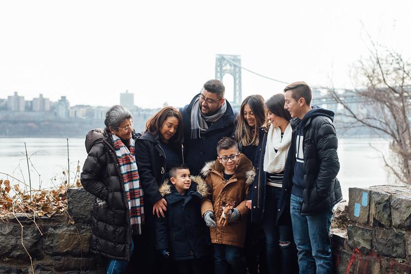 Moran/Roman Family 2018