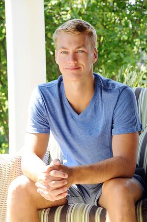Grant Schrader-Senior Portraits - 2