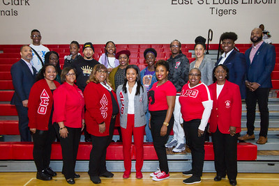 East St. Louis Alumnae Chapter of Delta Sigma Theta Sorority Inc. 3rd Annual Youth Entrepreneur Summit