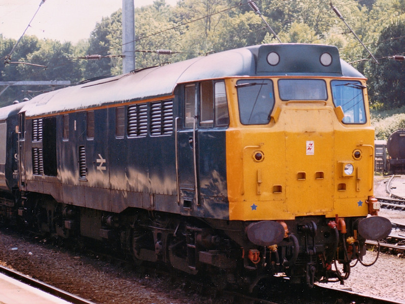 31405 stables at Ipswich on the 15th June 1986
