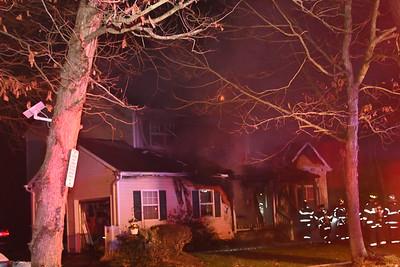 Brookhaven FD Working Fire  Gerard Rd {2021.04.11}