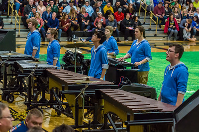 4-1-2017 Nomad Indoor Percussion
