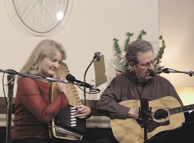2004 03-12 Ginny Hawker and Tracy Schwarz