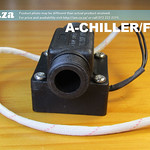 SKU: A-CHILLER/FLOW, Water Flow Sensor Replacement for Water Chiller, Also Suitable for Laser Machine CO2 Tube Protection