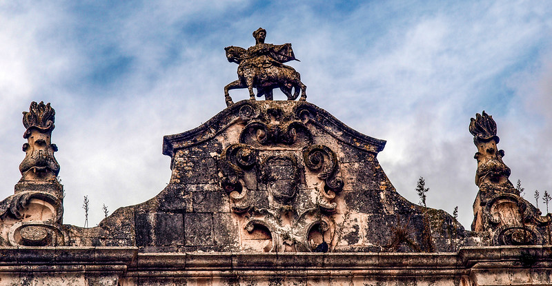 Arco di Sant'Antonio Martina Franca, Puglia (Nov 7, 2011)