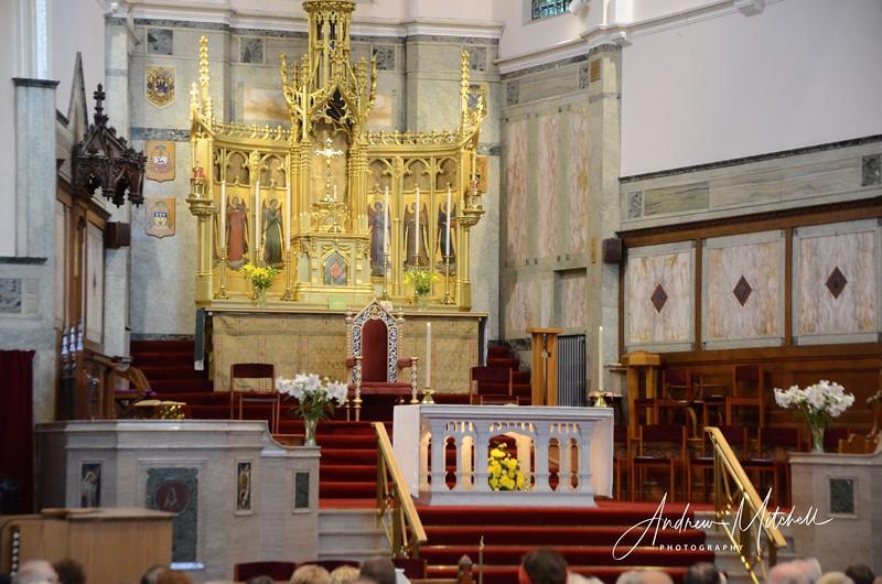 Ordination of Len Moir