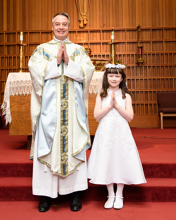 St. Francis First Communion