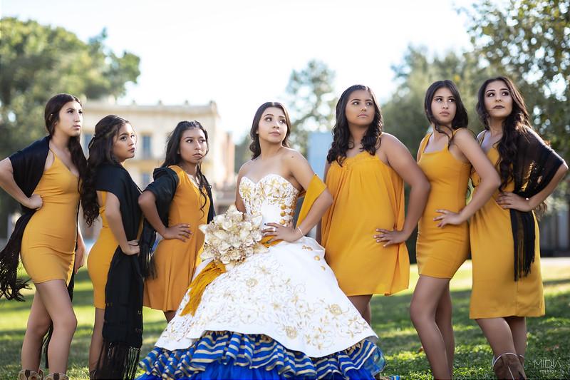 2018-09-29 Frida's Quinceañera