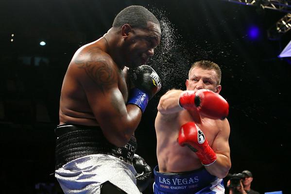 NBC Sports Fight Night August 3, 2013