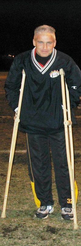 2003 FDNY Football 2003