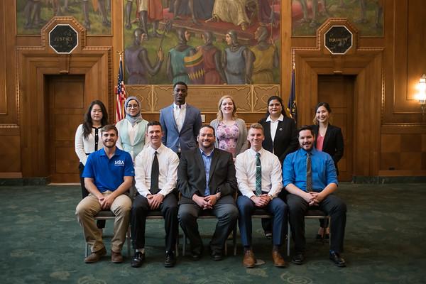MBA Class Group Photo 2019