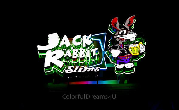 Jack Rabbit Slims - March 12th, 2016