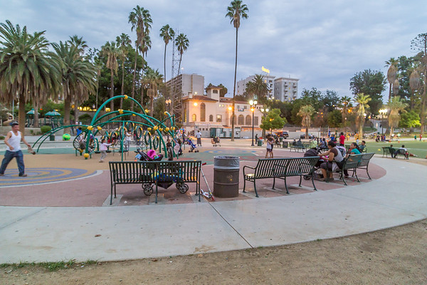 MacArthur Park Options