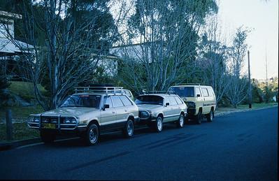 Cape York 1986