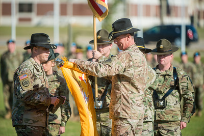 2018 05 01 2nd Squadron, 15th Cavalry Regiment Activation Ceremony