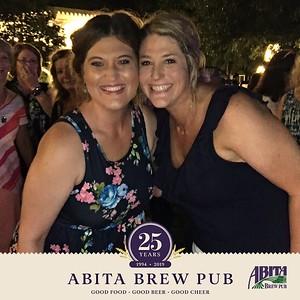 25th Anniversary @ The Patio / Abita Brew Pub