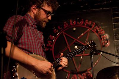 2010.03.02 : Megafaun live at the Slaughtered Lamb