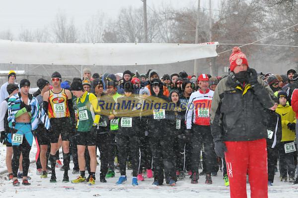 5K Start - 2013 Run Like the Dickens