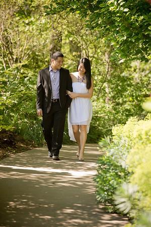 Christine & Vebol Engagement