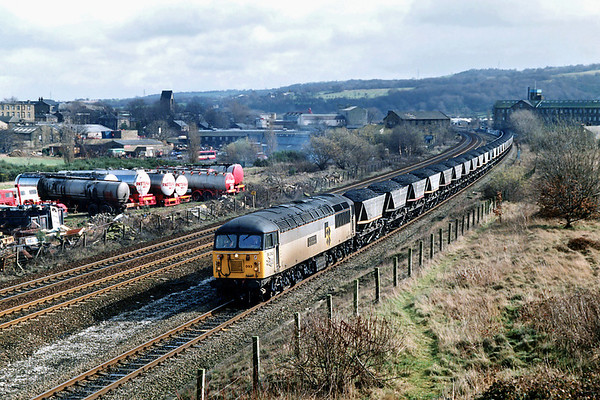 11th March 1992: West Yorkshire