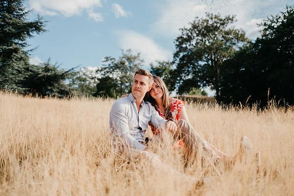 Izzie and Dan - pre wedding shoot