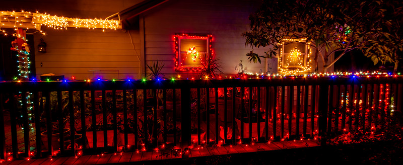 Christmas decoration at my home