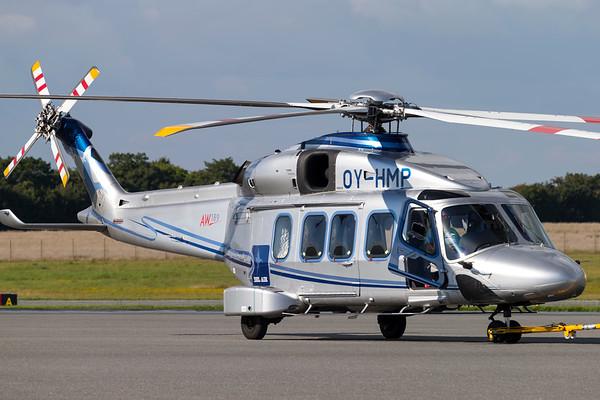 OY-HMP - Agusta Westland AW189