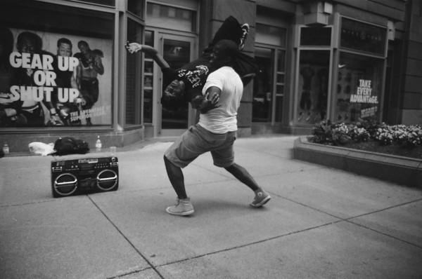 Boston Walking Tour - Aug '11