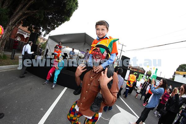 Lag B'Omer Parade 2013