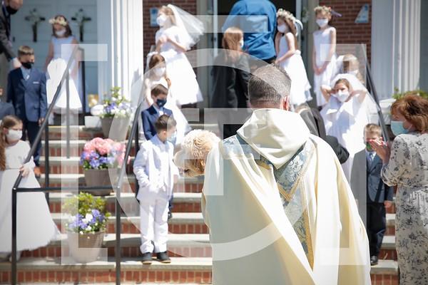 VISI Communion 2021 May 1, NOON