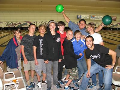 Bowling Night April 2008