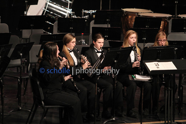 Instrumental Arts Woodwind Ensemble