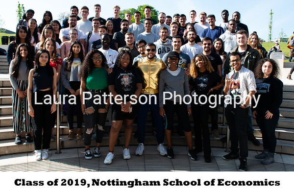 Class of 2019, Nottingham School of Economics & Networking Event, 14-05-19