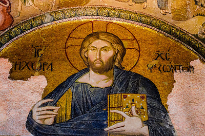 Istanbul: the Chora mosaics and frescos