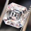 2.02ct Vintage Asscher Cut Diamond GIA E VVS2 1
