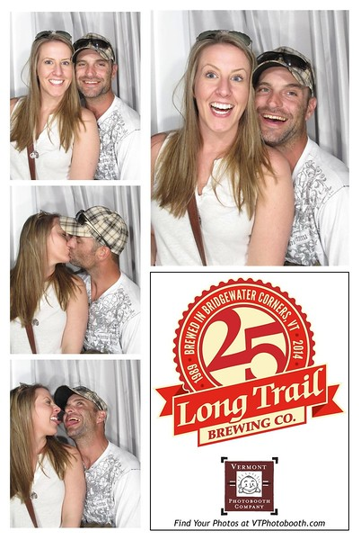 Long Trail Brewing Co. 25th Anniversary Party