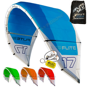 2016 Gen4 Ocean Rodeo Flite Light Wind Kitesurfing Kite