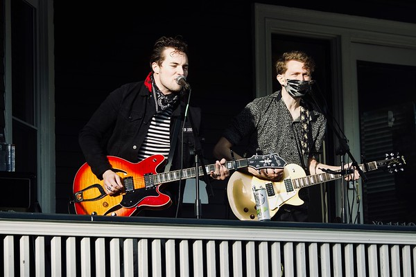 ALIVE WITH THE SOUND OF MUSIC - ASBURY PARK PORCHFEST