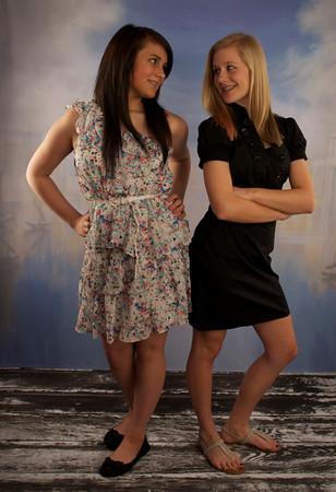 Ashley and Macy - May 2012