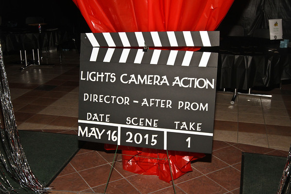 After Prom 2015 Decorations