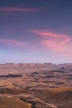 Desert - המדבר
