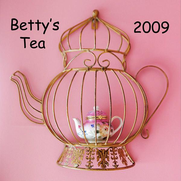 Betty's Tea 2009