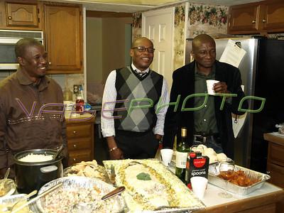 Richmond Gbikpi Benissan 40th Birthday