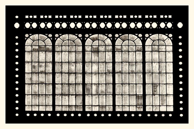 Verriere Gare d'Austerlitz
